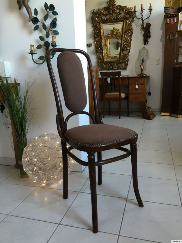 Thonet Stuhl Sessel Schreibtisch Sessel restauriert A1351 3