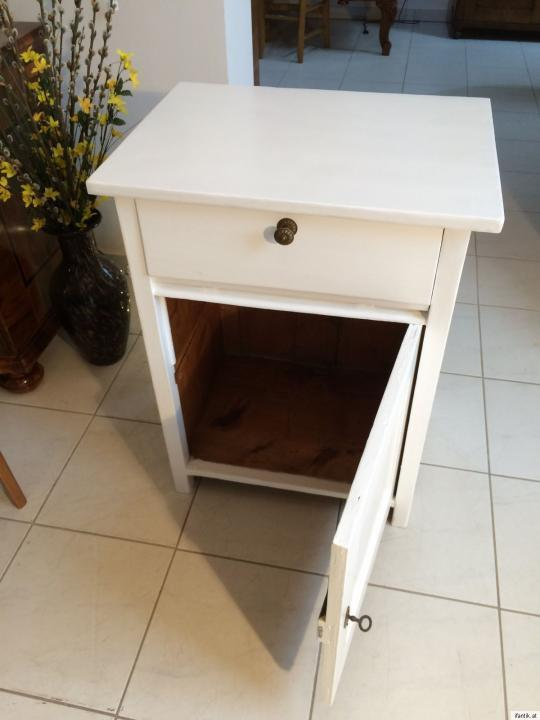 Anrichte Sideboard Kommode Naturholz Chabby Chic Nr.9063 4