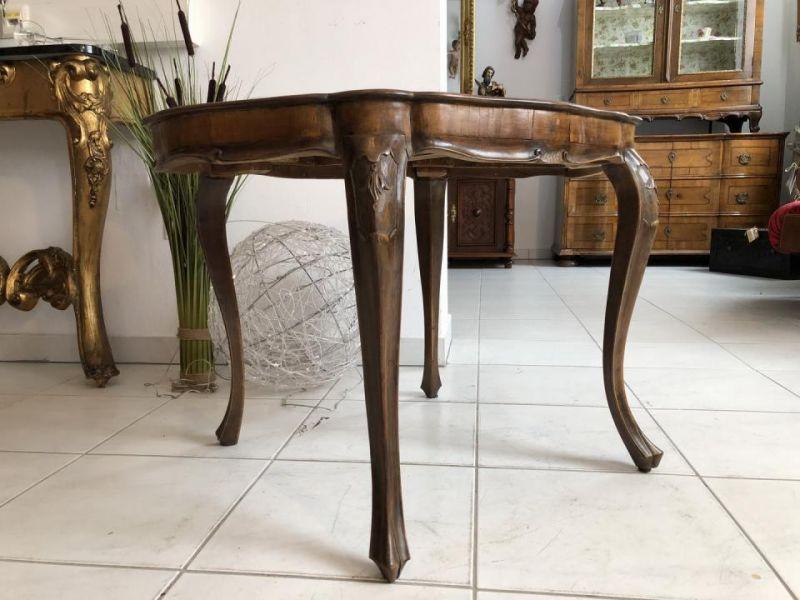 Stilvoller Barockstil Couchtisch Tisch Beistelltisch X1877