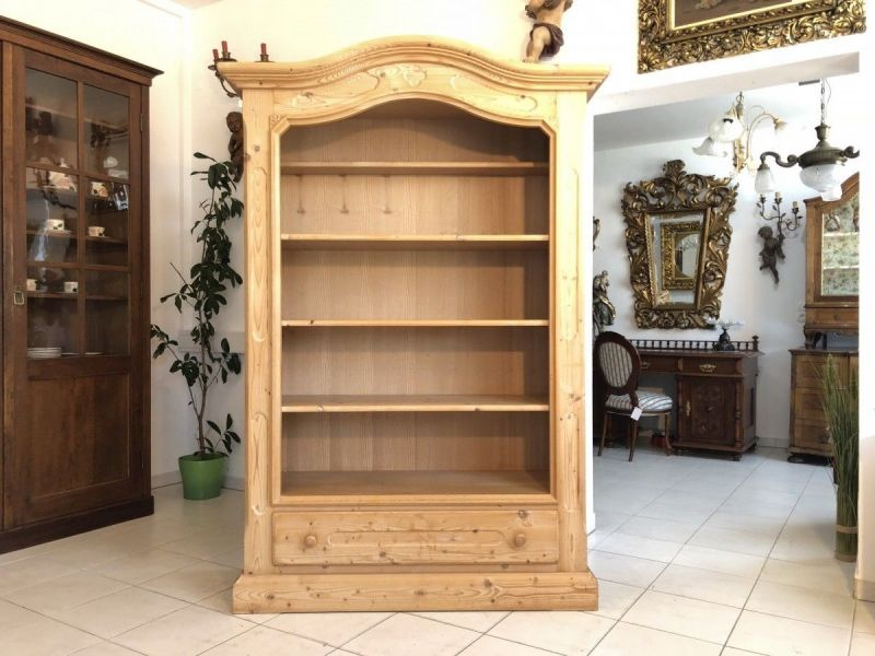 Voglauer Regal Naturholz Stellage Bücherregal x2140
