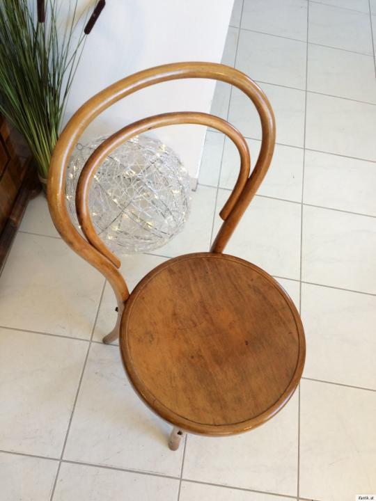Mundus Stuhl Sessel Schreibtisch Sessel Originalstück A1185 1