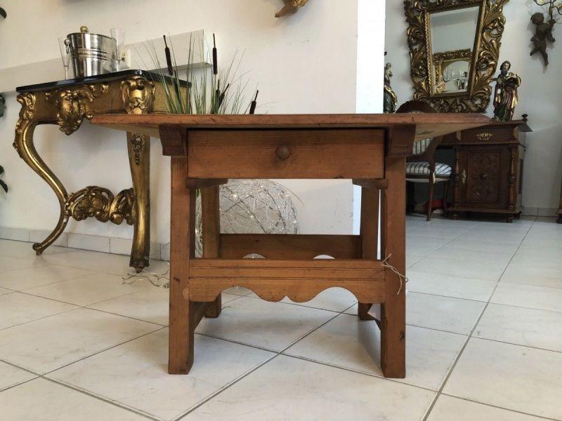 Hübsches Tischerl Tisch Landhausmöbel Naturholz X1986