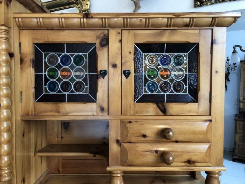 Küchenbuffet Küchenschrank Zirbenholz Kasten X2370 3