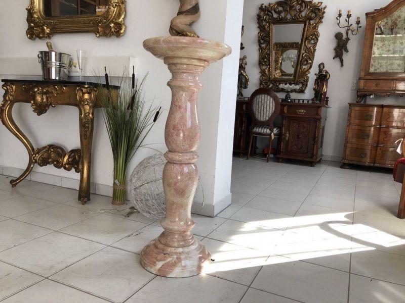 Luxuriöses Marmor Postament Säule Podest X2108