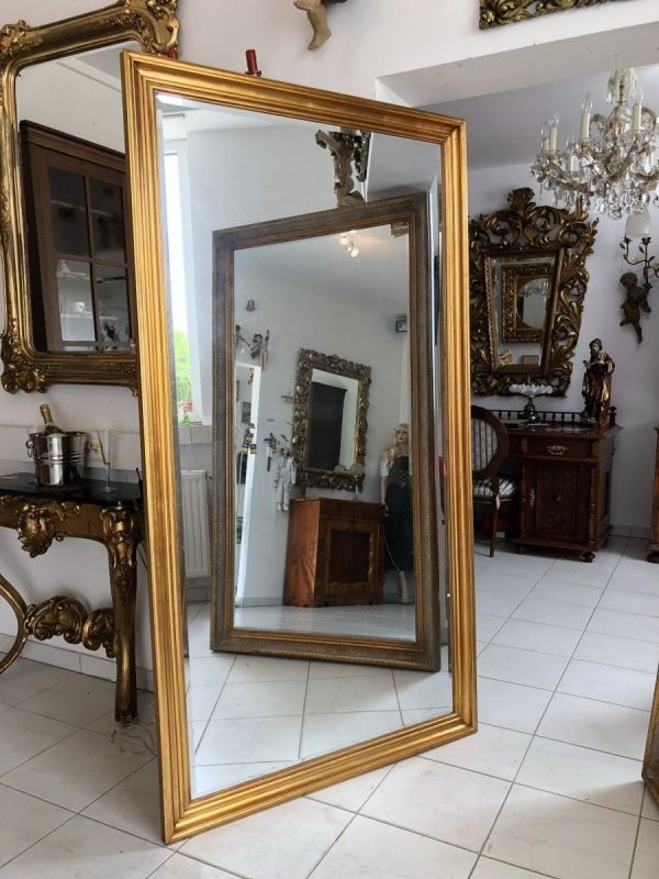 Traumhafter Wandspiegel Dekospiegel Barock Gold X2077