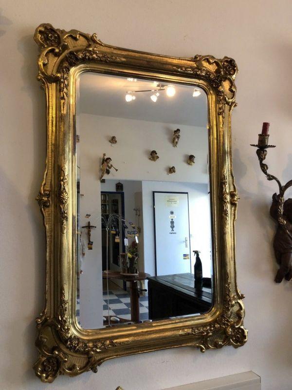 Originaler Florentiner Spiegel Dekospiegel Antikspiegel Traum X2021