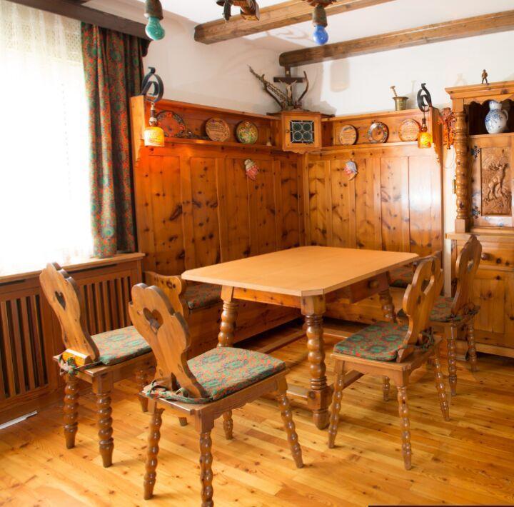 Zirbenholz Eckbankgruppe Bauernstube Sitzgruppe W1785 0