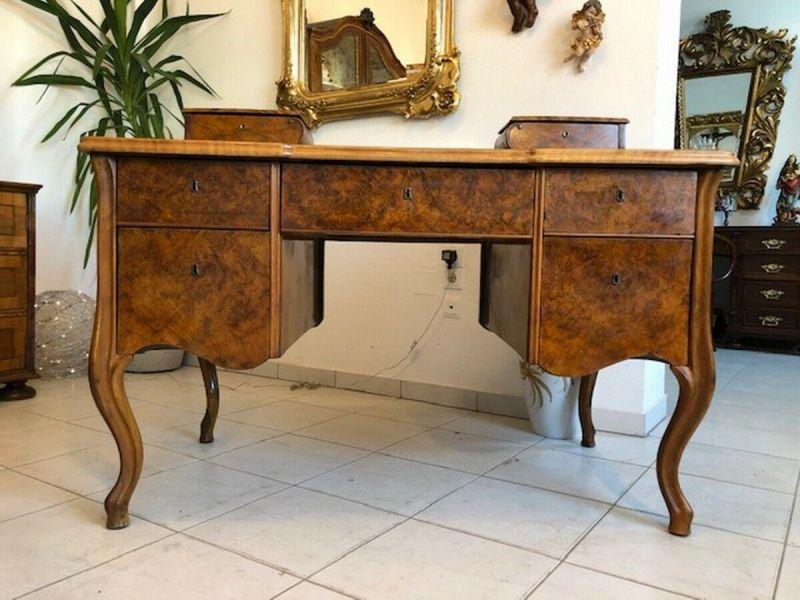 Originaler Biedermeier Schreibtisch Damenschreibtisch Z1051 2