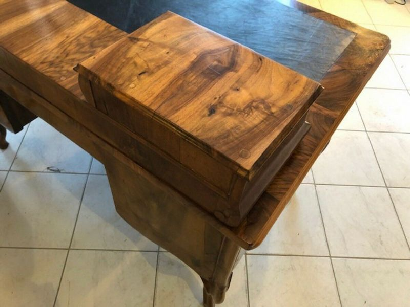 Originaler Biedermeier Schreibtisch Damenschreibtisch Z1051 3