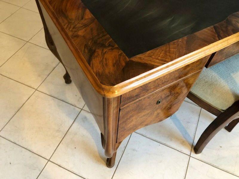 Originaler Biedermeier Schreibtisch Damenschreibtisch Z1051 4