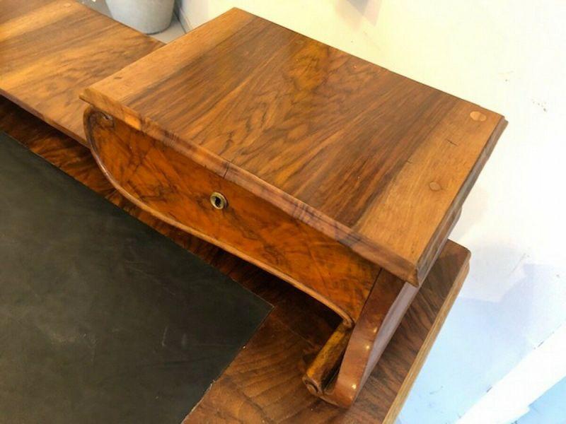 Originaler Biedermeier Schreibtisch Damenschreibtisch Z1051 5