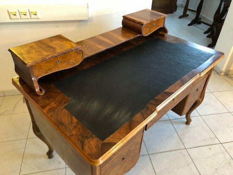Originaler Biedermeier Schreibtisch Damenschreibtisch Z1051 9