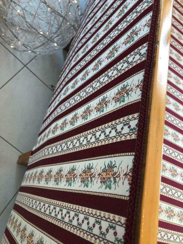 Originales restauriertes Biedermeier Sofa Couch Z1233 10