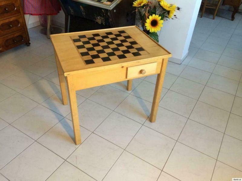 Jugendstil Spieltisch Klapptisch Beistelltisch Beistelltisch Nr.8548