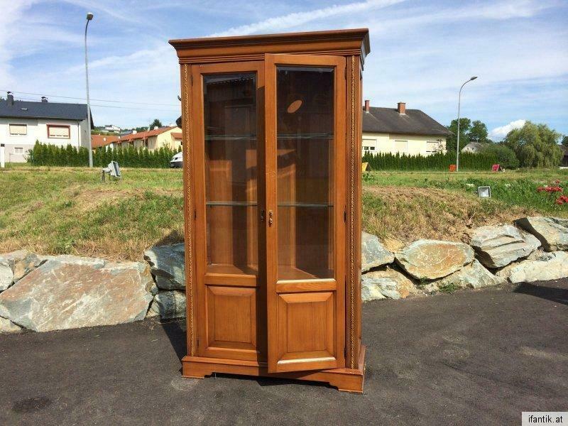 Hübsche Vitrine Glasschrank Traumstück Barockstil Selva Möbel 6703