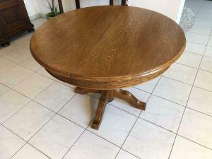 Stilmöbel Esszimmertisch Speisezimmertisch Auszugtisch Tisch X1486