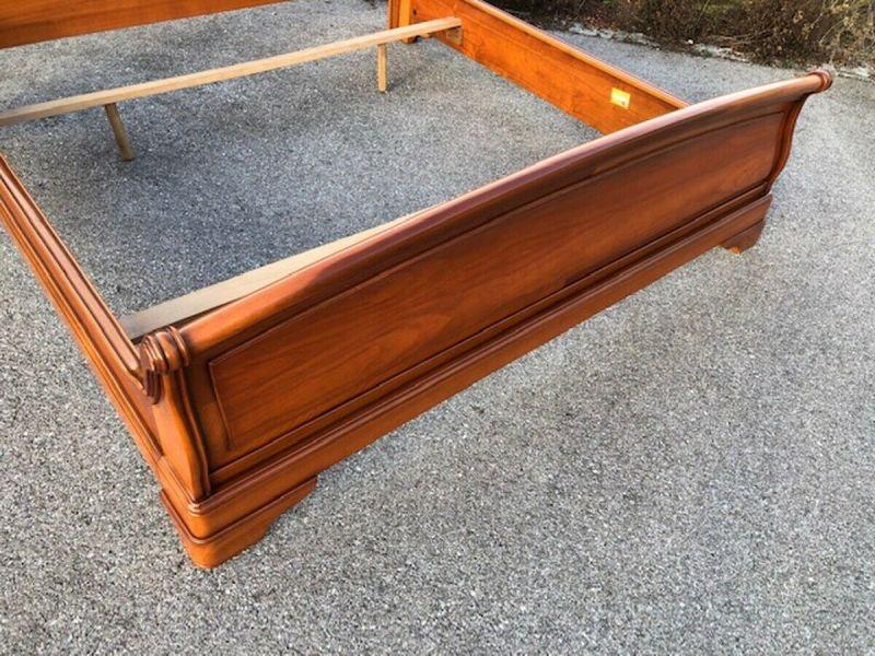 Hübsches italienisches Doppelbett Bett Schlafzimmer X2673 3
