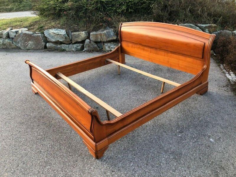 Hübsches italienisches Doppelbett Bett Schlafzimmer X2673 5