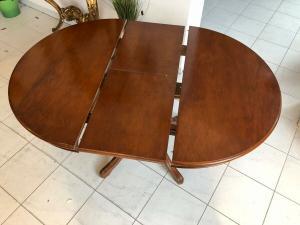 Esszimmertisch Barockstil Tisch Speisezimmertisch Auszugtisch X1859