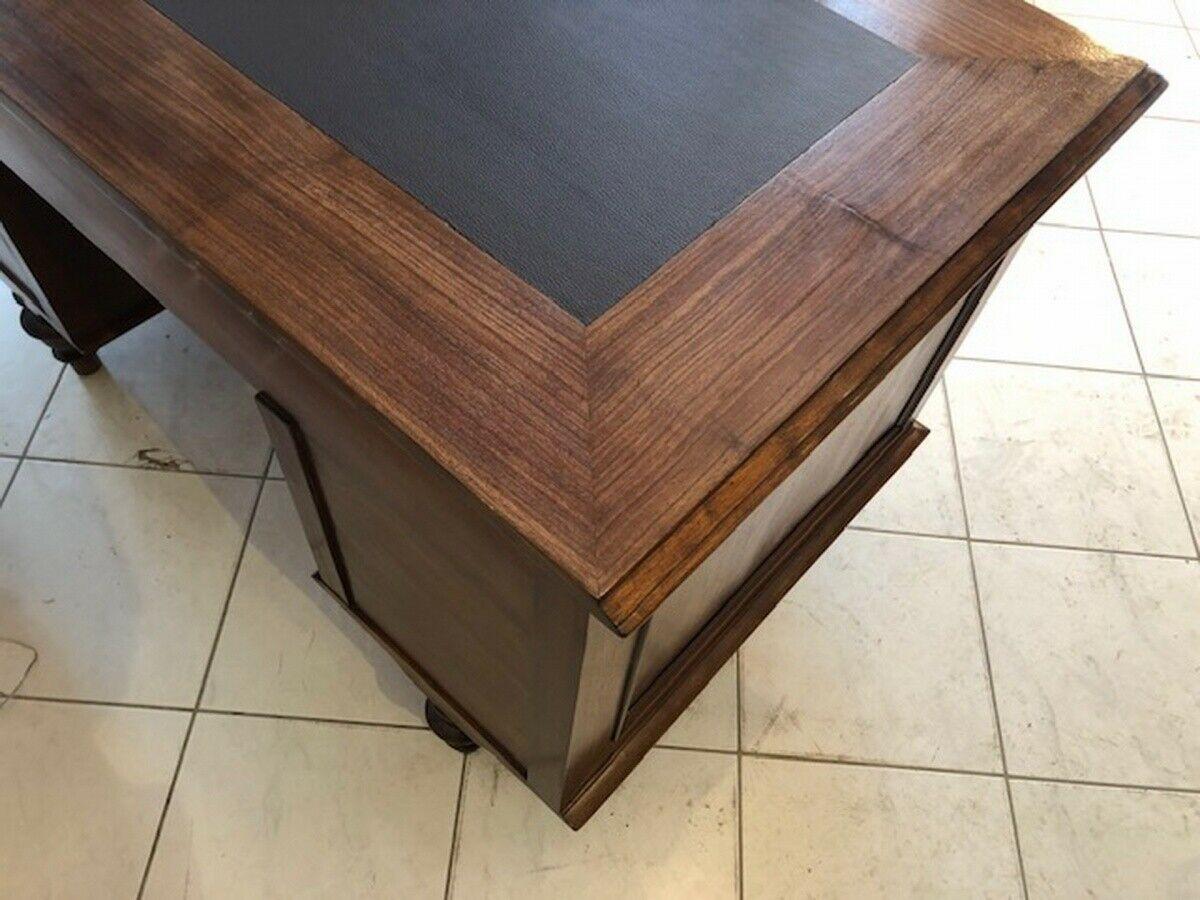 Historismus Schreibtisch Sekretär Restauriertes Schreibmöbel Z1120 9