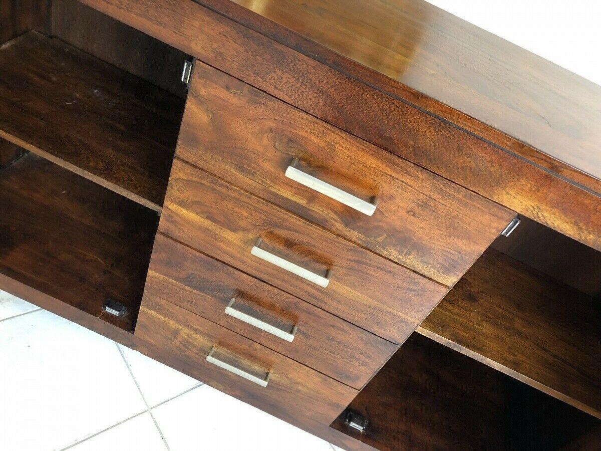 Hübsche Anrichte Kolonial Stil Anrichte Board Büroschrank Z1557 2