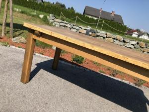 Massiver Bauerntisch Tisch Landhaustisch Eichenholz Stammtisch Z1671