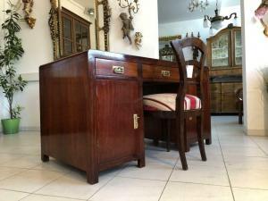 Originalstück Jugendstil Schreibtisch Sekretär Schreibmöbel Desingerstück X1569