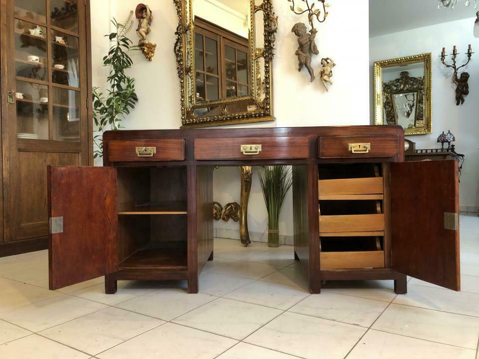 Originalstück Jugendstil Schreibtisch Sekretär Schreibmöbel Desingerstück X1569 2