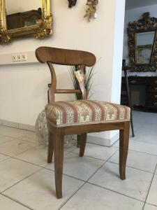 Hübscher Biedermeier Schaufelstuhl Sessel Traumstück Z1335