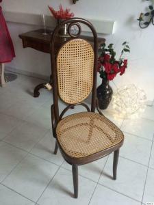 Alter Bugholz Stuhl Schreibtischsessel Sessel Bugholzmöbel Nr. 8678