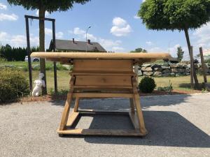 Alter Bauerntisch Jogltisch Tisch Landhaustisch Naturholz Z1817