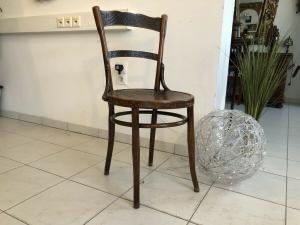 Originaler Stuhl Sessel Bugholzsessel Holzsessel Kohn Z1752