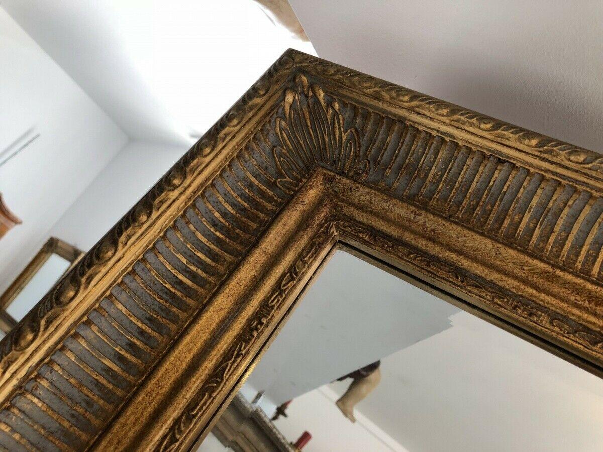 Traumhafter Wandspiegel Dekospiegel Barock Gold X2076 2