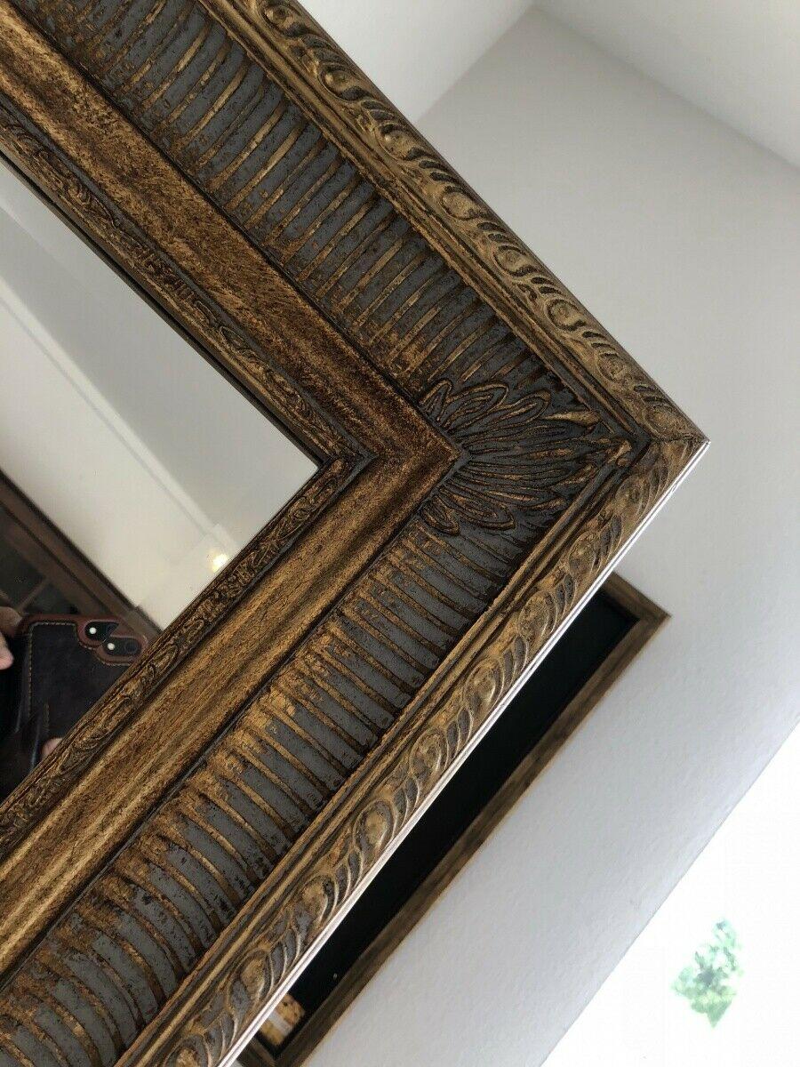 Traumhafter Wandspiegel Dekospiegel Barock Gold X2076 4