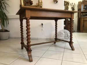 Originaler Gründerzeit Tische Beistelltisch Z2148