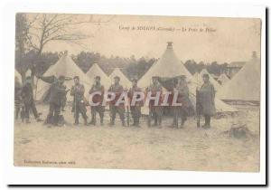 Ansichtskarte AK CAmp de Souges (Gironde) Le poste de police