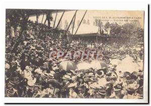 Visite de S M Alphonse XIII a Paris Ansichtskarte AK Vincennes Tribune des Invites