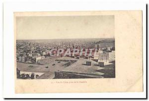 Egypt Egypte Ansichtskarte AK Vue du Caire prise de la citadelle