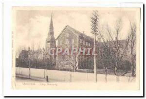 Canada Montreal Ansichtskarte AK Grey Nunnery