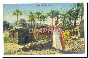 Maroc Ansichtskarte AK Scenes et Types La priere du soir