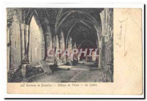 Belgique Environs de Bruxelles Ansichtskarte AK Abbaye de Villiers Le cloitre