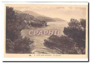 Environs de Toulon Ansichtskarte AK Panorama de Tamaris et Manteau