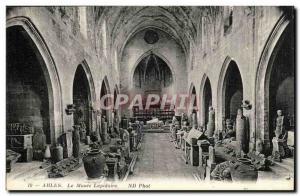 Arles - Le Musee lapidaire - Ansichtskarte AK
