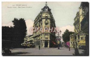 Vichy - Astoria - Rue de Nimes - Rue Cunin Gridaine Coiffeur - Ansichtskarte AK