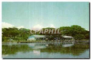 Moderne Karte Ethiopie Ethipioa Bellevue du lac Hotel