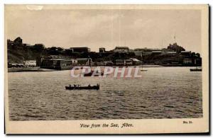 Yemen - Aden - View from the Sea - Ansichtskarte AK