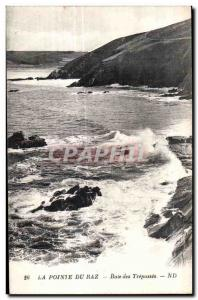 Ansichtskarte AK La Pointe du Raz Baie des Trepasses