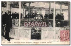 Ansichtskarte AK Vichy La Source grande grille dans le nouveau Palais des source