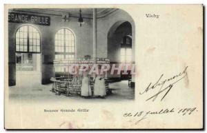 Ansichtskarte AK Vichy Source Grande Grille
