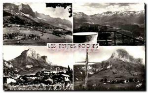 Ansichtskarte AK Les Petites Roches Vue generale des Sanas Chaine de Belledonne Dent de Crolles
